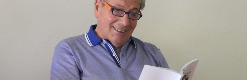 Professor Antonio Lanzaro (Foto: Claudia Infante)